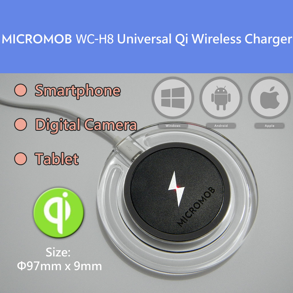 WC-H8 Wireless Charger
